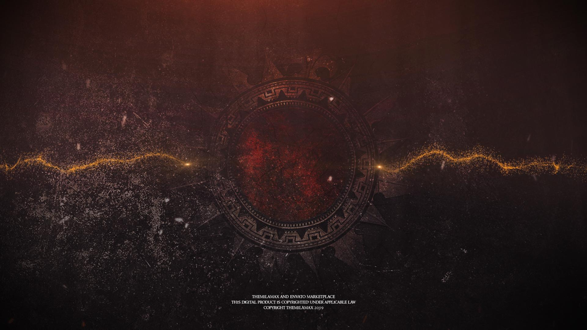Epic Fantasy Logo Reveal - 3