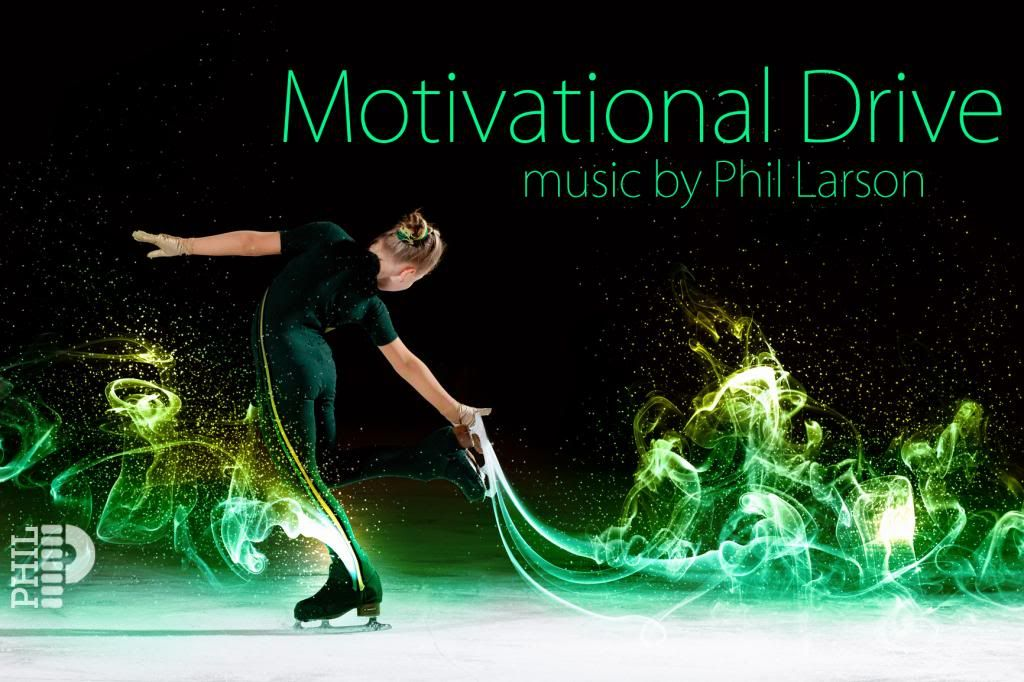 Motivational Drive by Phil Larson
