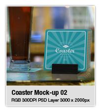 Ceramic Coaster Mock-up v5 - 7