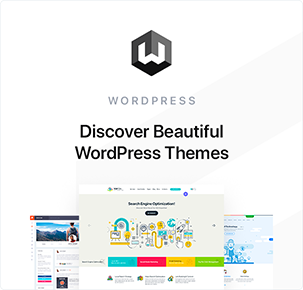Discover Beautiful WordPress themes