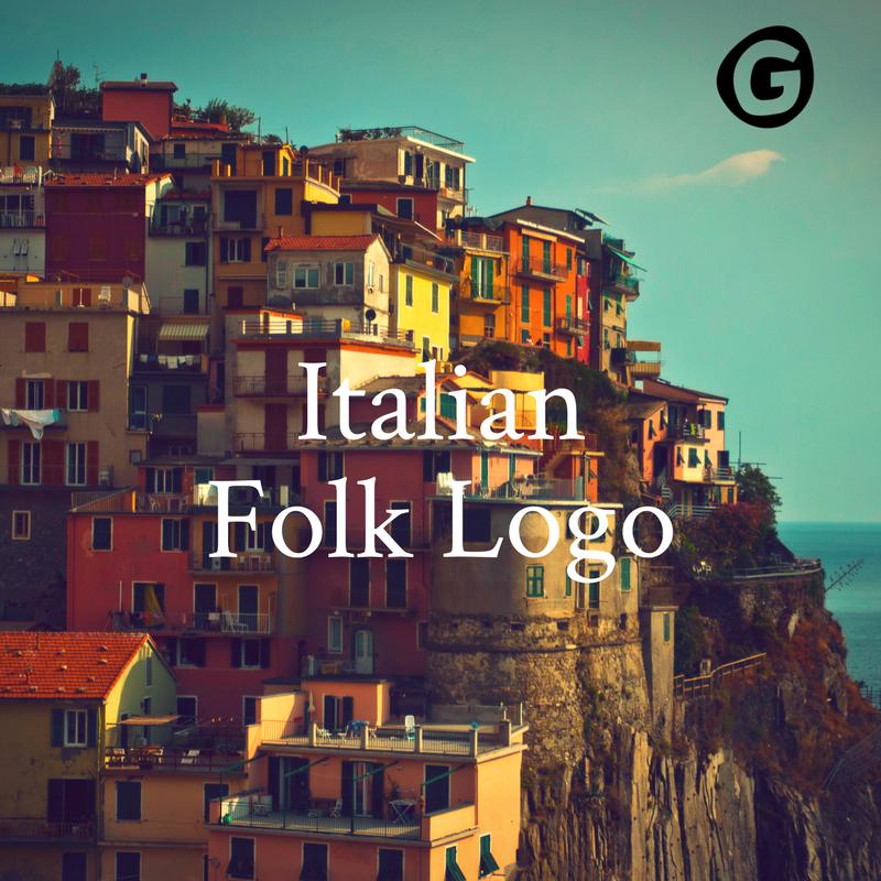 Italian Folk Logo - 1