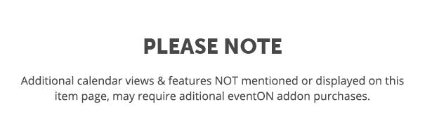 EventON - WordPress Event Calendar Plugin - 18