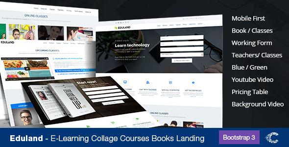 Diploma - Education Bootstrap Responsive Landing - 5