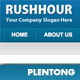 Rushhour - Corporate Business Template
