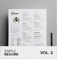 Infographic Resume Vol 3 - 25