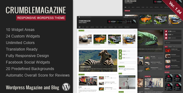 Volcano - Responsive WordPress Magazine / Blog - 27