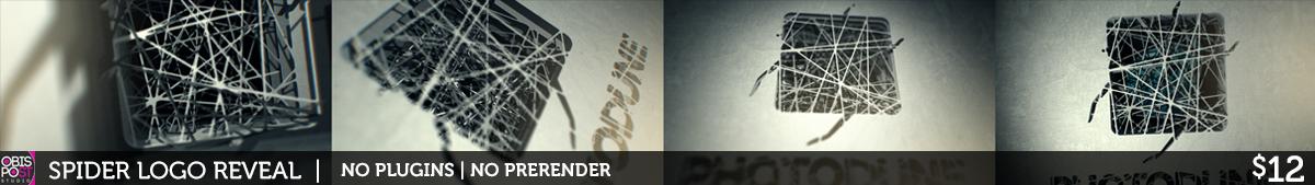 Vertical Stripes Logo Reveal - 15