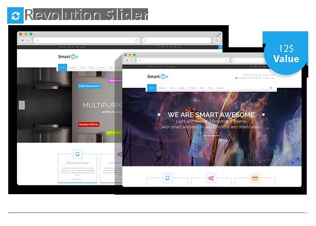 Revolution Slider