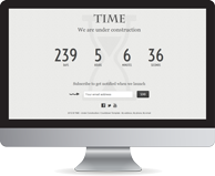 TIME - Underconstruction template