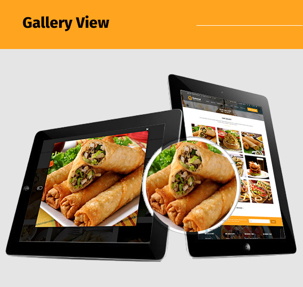 restaurant-food-and-drink-template gallery page