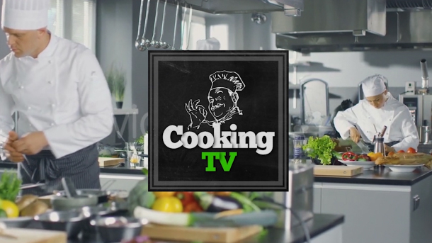 Cooking TV Show Pack 4K - 5