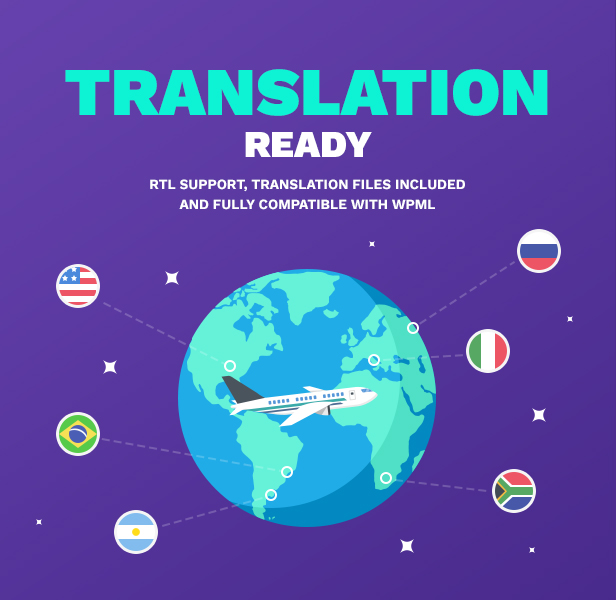 Total WordPress Theme Translation Ready