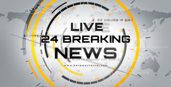 Broadcast Design - Complete News Package 2 - 10