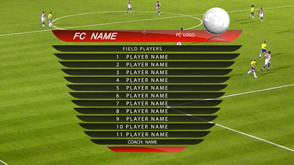 Soccer Graphic Package - 2