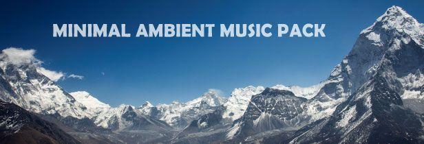 Bestseller: Minimal Ambient Music Pack