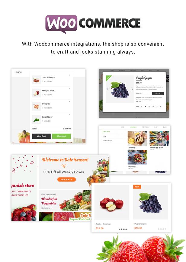 Organisk - Multipurpose Organic WooCommerce Theme - 2