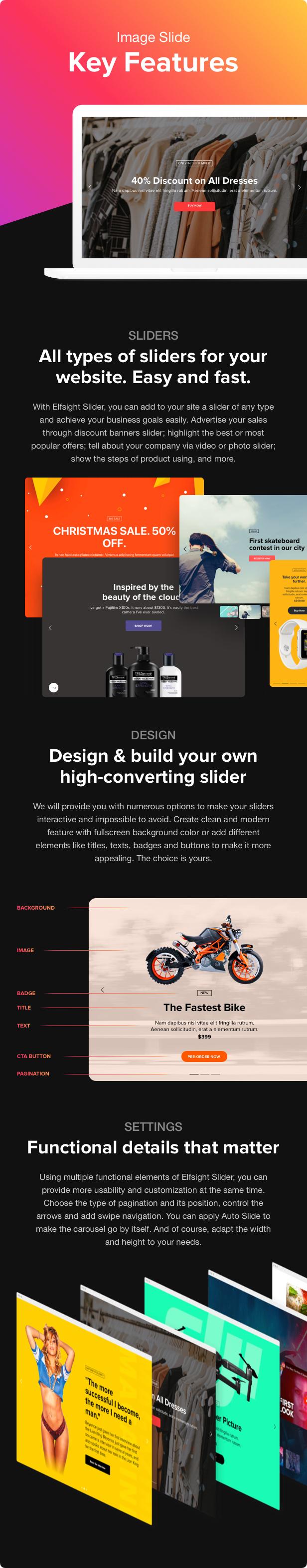 Slider - WordPress Image Slider Plugin - 2