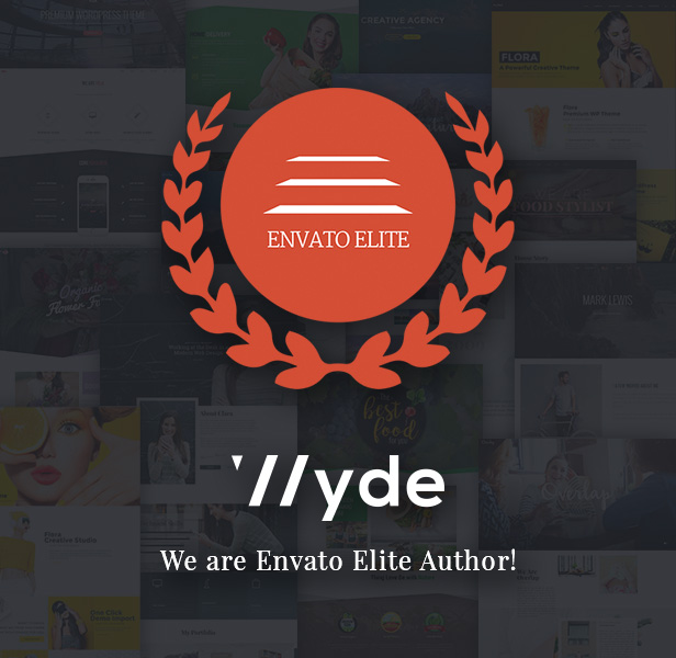 Wyde Elite Author