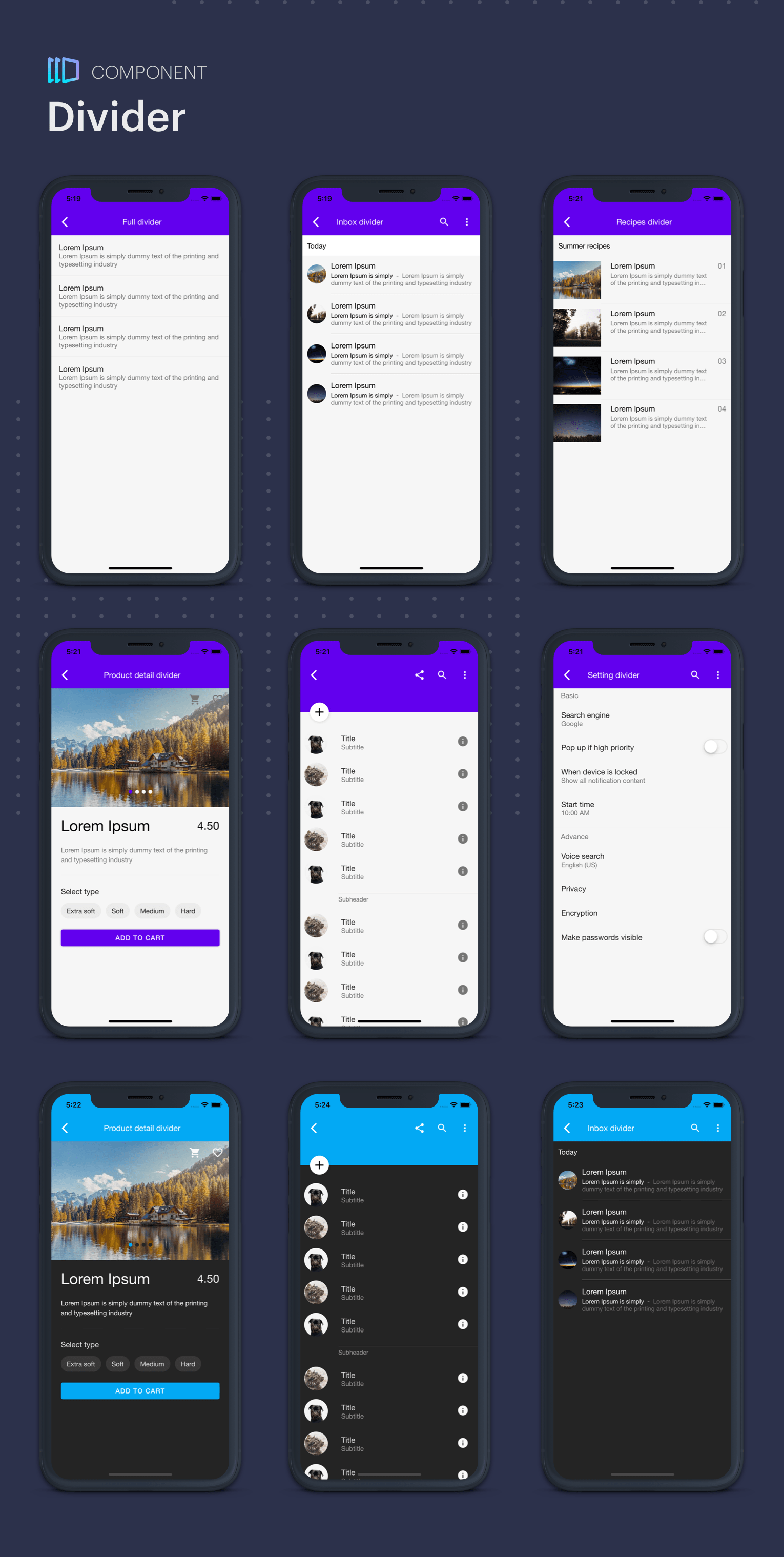 ReactXS - UIKit for Material Design 2 0 by React Native