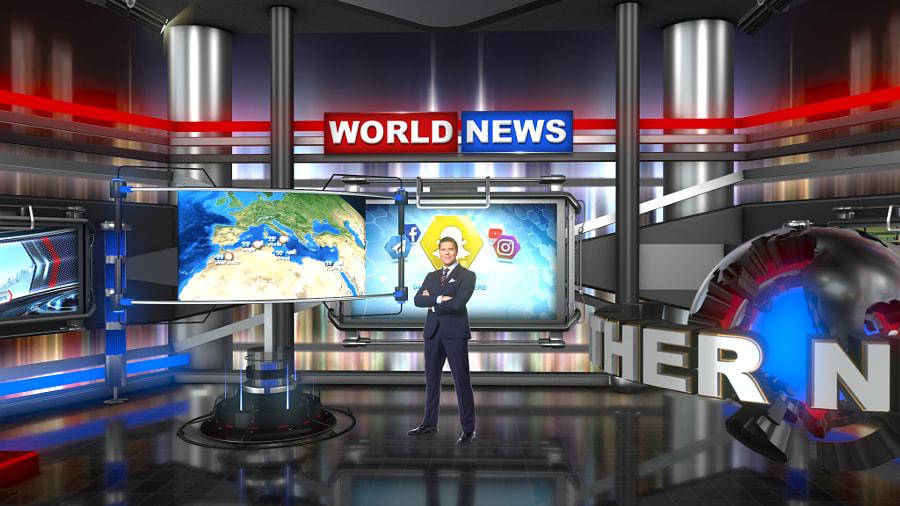 WEATHER NEWS by IbrahimALmouyad on 500px.com