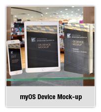 myPhone 6 Plus Mock-up 02 - 2