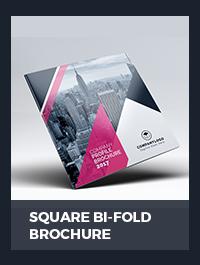 Square Brochure - 8