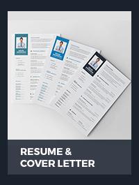 Resume & Cover Letter - 21