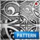 Black & White Vintage Pattern - 1