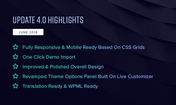 4.0 Media Consult Highlights