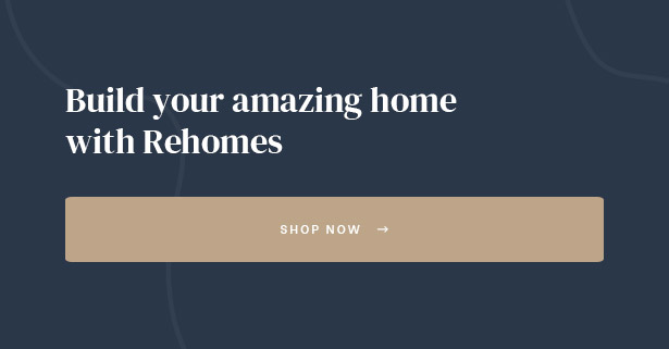 Rehomes - real estate theme in wordpress