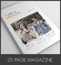 25 Pages Interior Magazine Vol4 - 9