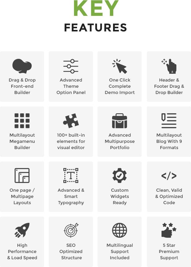 Samatex - Industrial WordPress Theme + Woocommerce - 4