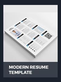 Resume Template - 19
