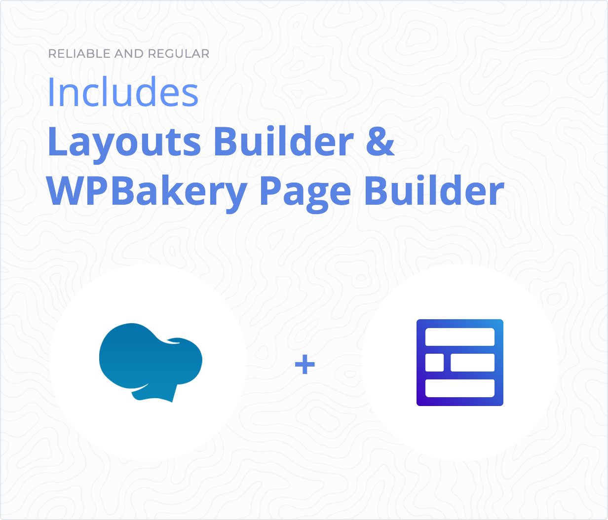 Layouts Builder include and WPbakery Page Builder include