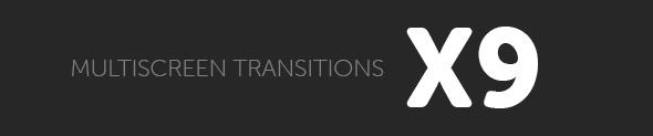Multiscreen Transitions - 28