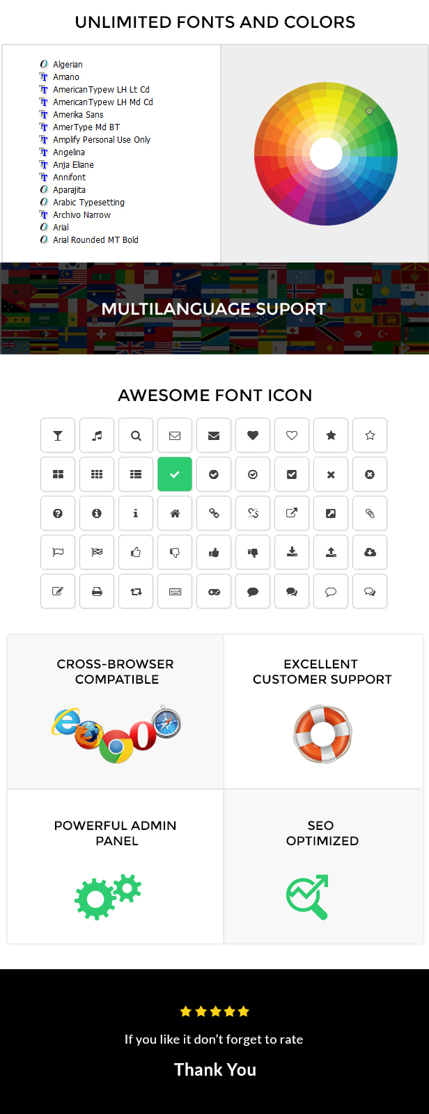 opencart baby store template