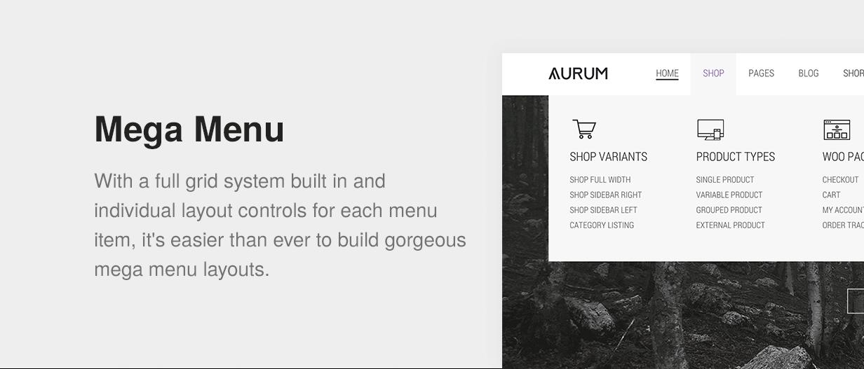 Aurum - Minimalist Shopping Theme - 12