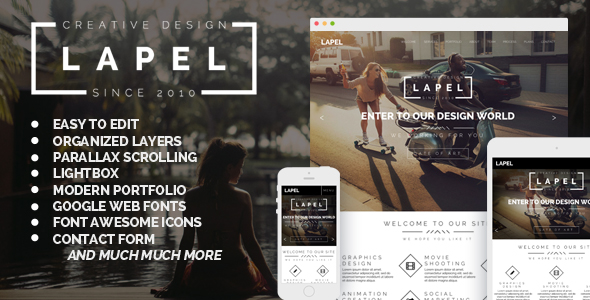 Lounge - Multipage Restaurant Business Muse Theme - 7