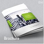 Mock-Up for Brochure / Catalog / Magazine - Photorealistic - A4 - 4