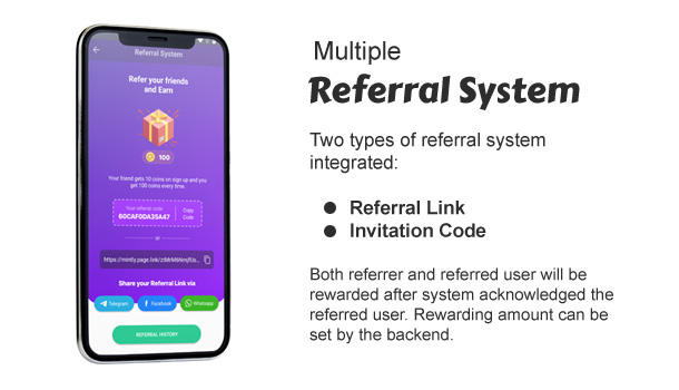 Mintly - Advanced Multi Gaming Rewards App - 8