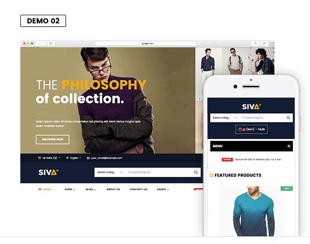 VG Siva - Creative, Minimalist WooCommerce Theme - 14