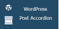 Post Accordion for WordPress