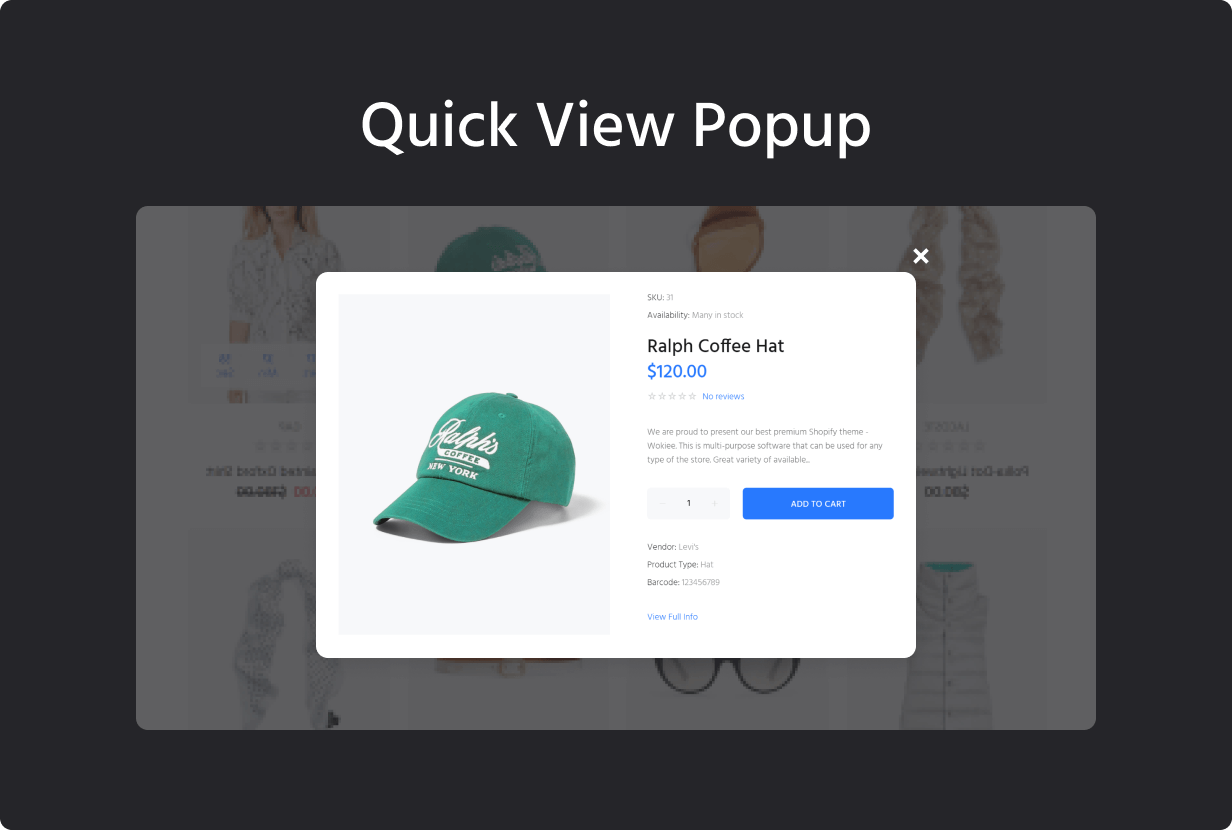 Wokiee - Multipurpose Shopify Theme - 37