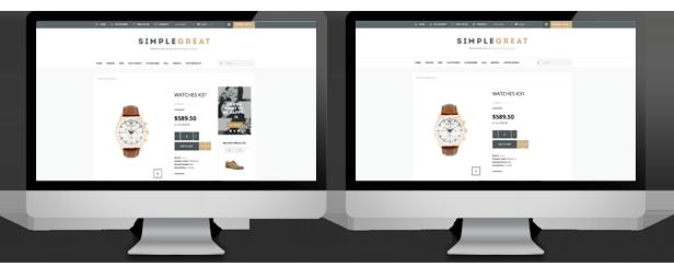 SimpleGreat – Premium Responsive OpenCart theme! - 17