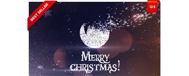 Surma Http 203 Christmas 2021 Feature Rundown Christmas And New Year Opener 2021 After Effects Template By Fixik