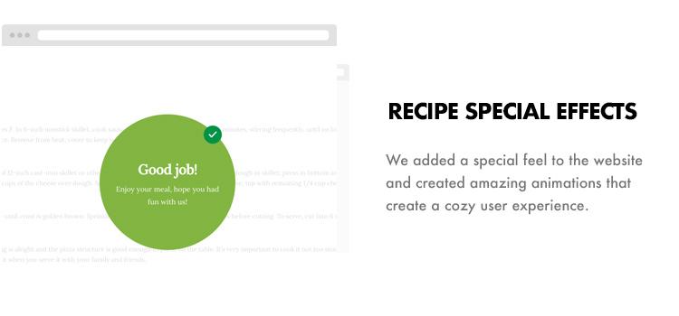 Foodbook - Receita da Comunidade, Blog, Food & Restaurant Theme - 10
