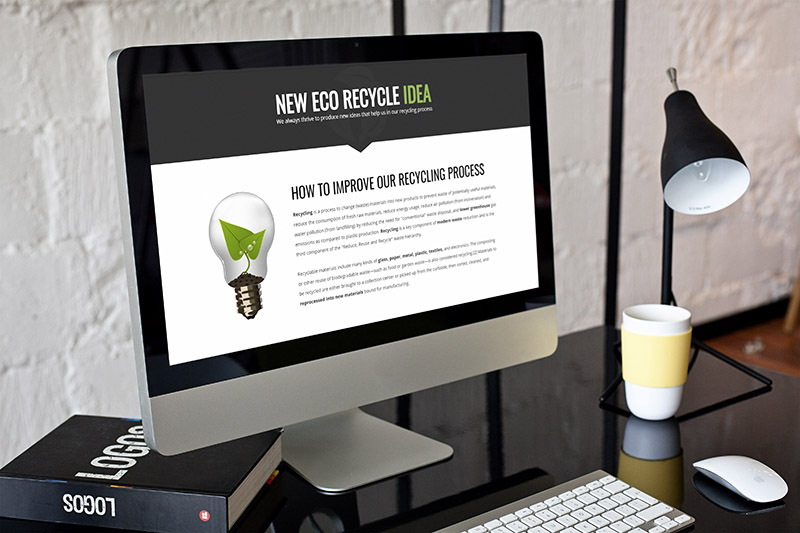 Eco Recycling - Ecology & Nature WordPress Theme - 3