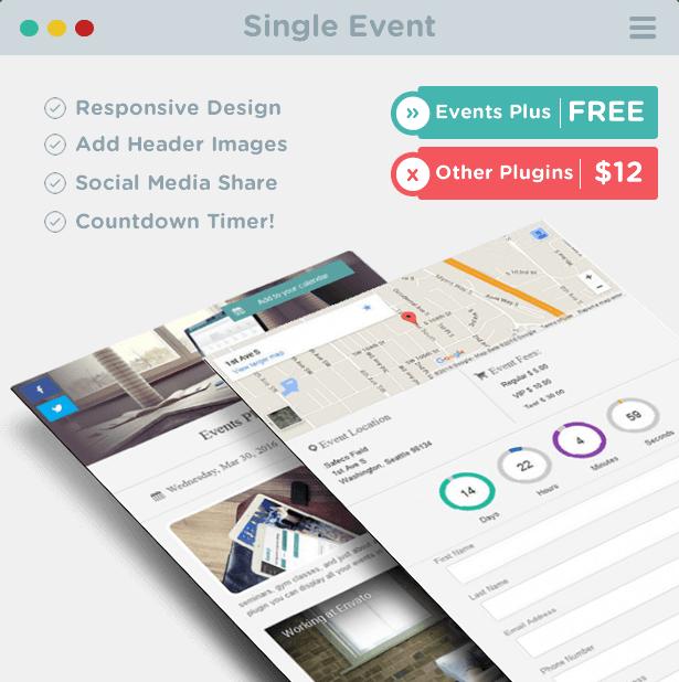 single-event-design