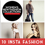 Instagram Fashion Banner Bundle - 9