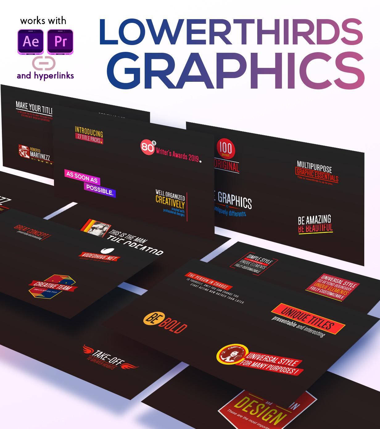 The Graphics - 5